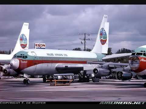 Belize Airways Ltd Tribute