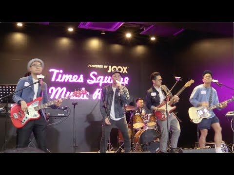 著襪浸溫泉 (Yellow! 野佬) @ Times Square Music Room 2018 (15 Apr 2018)