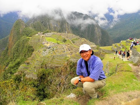 Peru Presentation Peter M Wong Cruise Holidays | Luxury Travel Boutique to CARP Mississauga