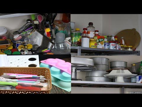 আমার যাবতীয় বেকিং প্রোডাক্ট যেভাবে গুছিয়ে রাখি,How I Manage My Baking Product, Baking Vlog-1