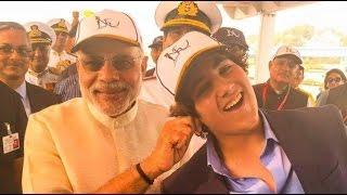 Narendra Modi Pulled Akshay Kumar's Son, Aarav's Ear