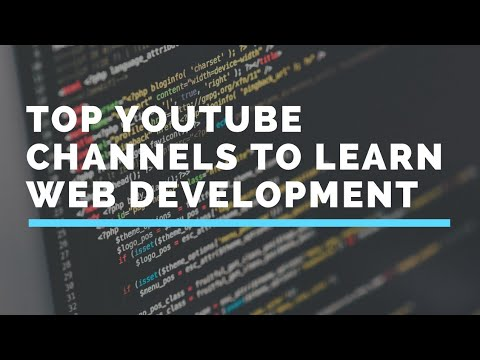 Top Youtube Channels To Learn Web Development HTML,CSS,JavaScript, Bootstrap || GeeksPort