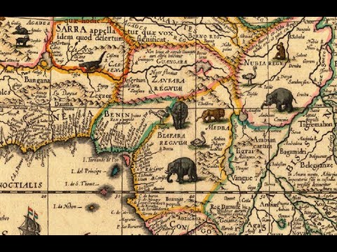 BIAFRA - HISTORICAL GEOGRAPHY