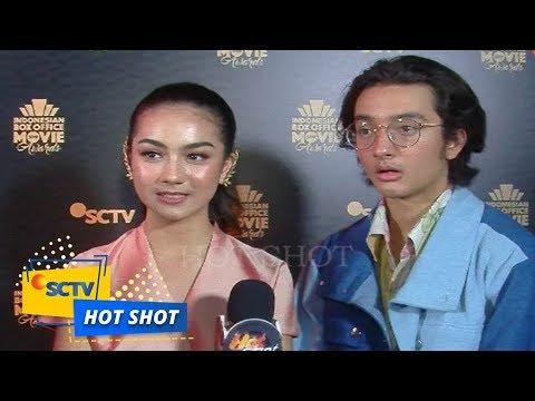 Aksi Pemain Sinetron SCTV di Panggung IBOMA 2019 - Hot Shot