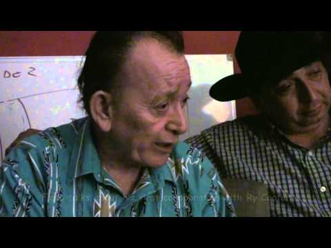 Flaco Jimenez - Behind the Green Room Door!