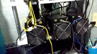 Minería de bitcoins con antminers