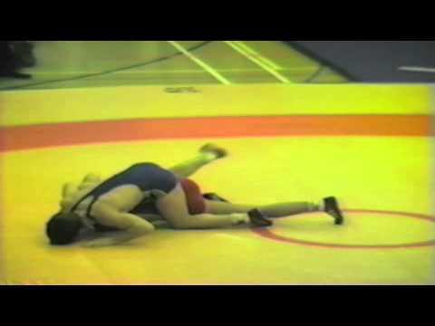 1988 Senior European Championships: 57 kg Bela Nagy (HUN) vs. Sergei Beloglasov (USSR)