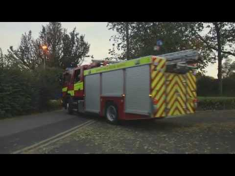 Retained firefighter recruitment film. Ordinary people extraordinary career