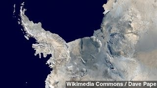 West Antarctic Ice Melt Reaches Point Of No Return