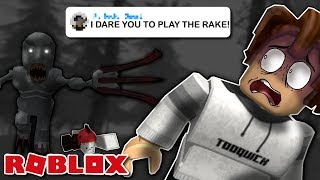 DO NOT PLAY THIS GAME! (ROBLOX DARES)