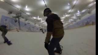 Mega Extreme Snowboarding