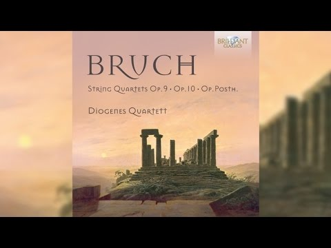 Bruch: Complete String Quartets (Full Album)