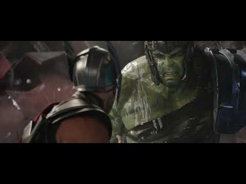 "Download ""To kolega z pracy!"" - Hulk vs Thor | Thor Ragnarok (2017)"