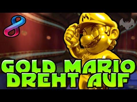 GOLD MARIO DREHT AUF - ♠ MARIO KART 8 DELUXE ♠ - NINTENDO SWITCH  - Dhalucard