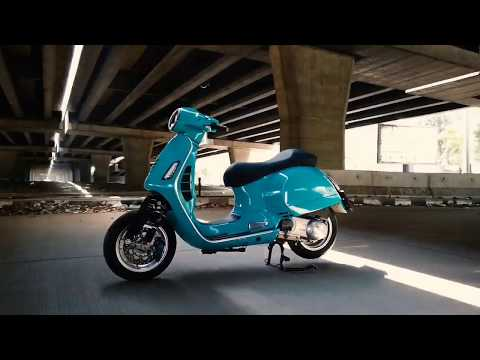 scooter asia new vespa GTS from ironspines🔥 THAILAND osmopocket