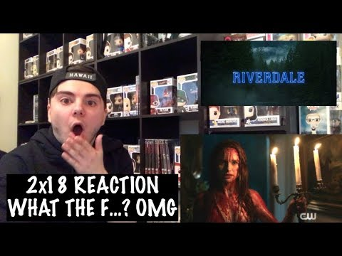RIVERDALE - 2x18 'A NIGHT TO REMEMBER' REACTION