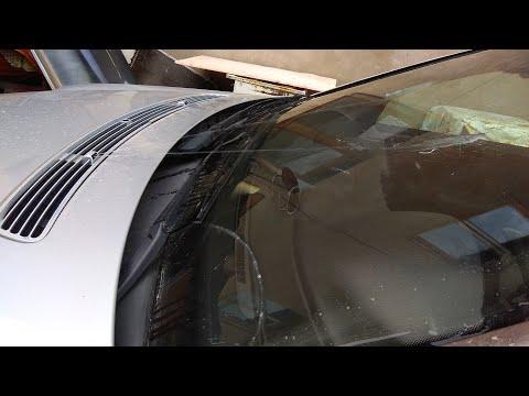 Mercedes W203, Вот Почему Перестал Работать Моторчик-Омывателя Лобового Стекла ®️
