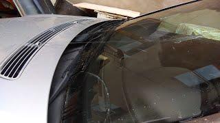 Mercedes W203, Вот Почему Перестал Работать Моторчик-Омывателя®️