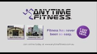 Anytime Fitness Commercial