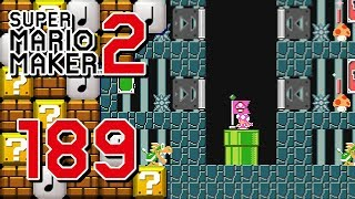 Super Mario Maker 2 ITA [Parte 189 - Colosseo dei Folli]