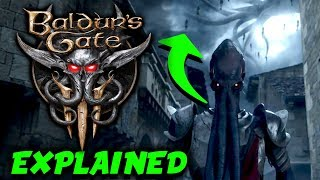 BALDURS GATE 3 Trailer Breakdown, Easter Eggs & References You Need to Know!