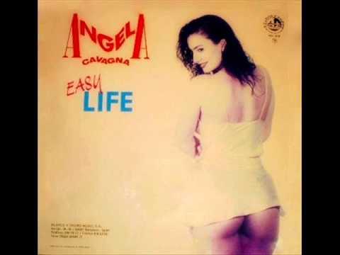 Angela Cavagna - Easy Life (1990) - YouTube