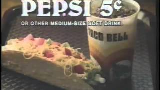 Taco Bell 1982 Taco Bell Grande Commercial