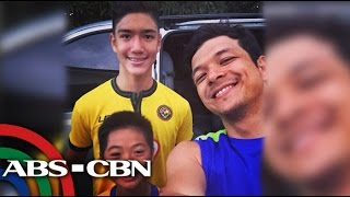 TV Patrol: Anak ni Jericho Rosales, handa bang mag-showbiz?