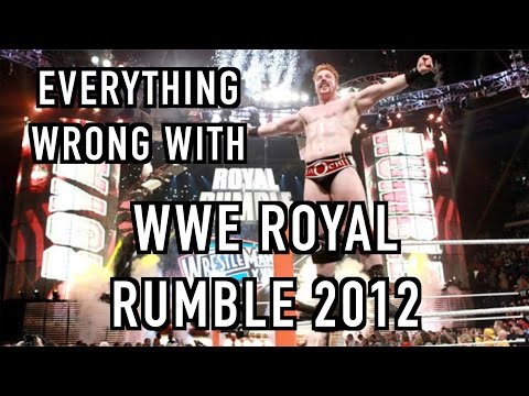 Episode #215: Everything Wrong With WWE Royal Rumble 2012