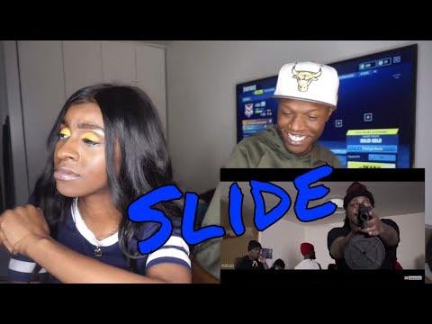 FBG Duck - Slide ( Official Video )- REACTION