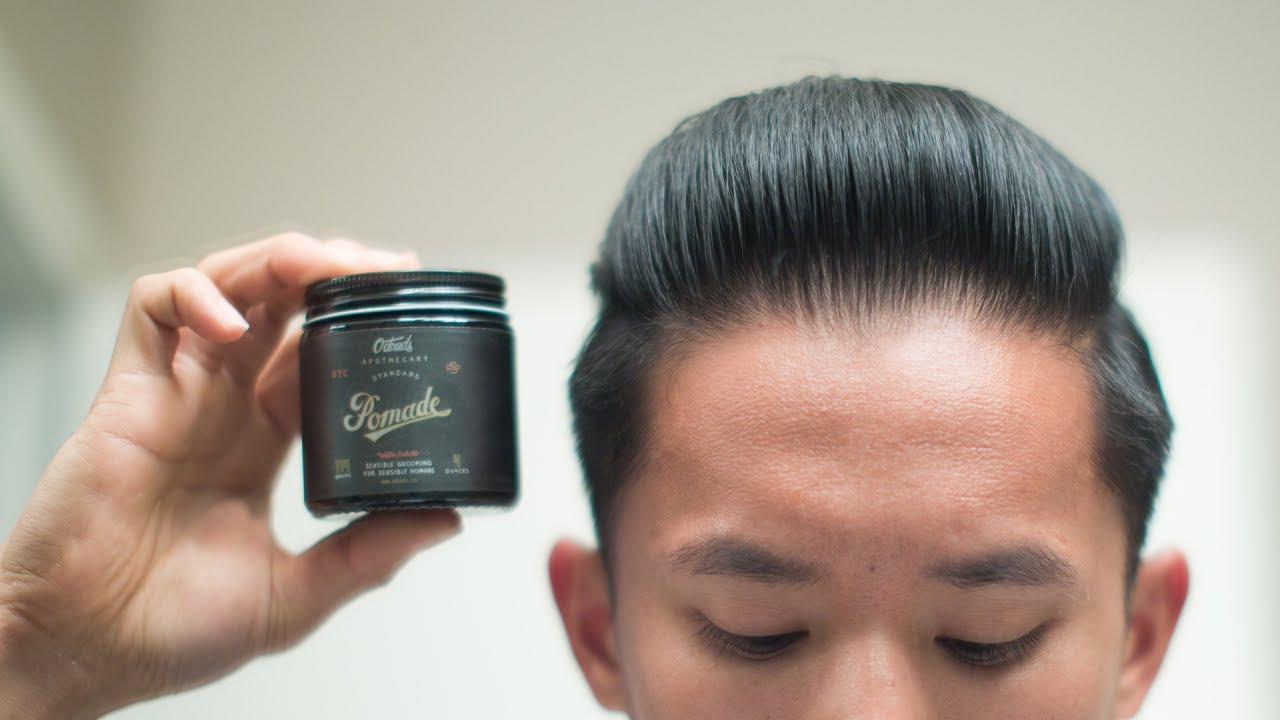 O Douds Standard Pomade Review