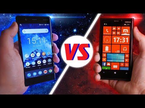СТАРЫЙ ФЛАГМАН VS НОВЫЙ БЮДЖЕТНИК   Nokia 3 и Nokia Lumia 920!