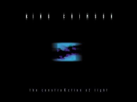 King Crimson The Construkction of Light Recensione