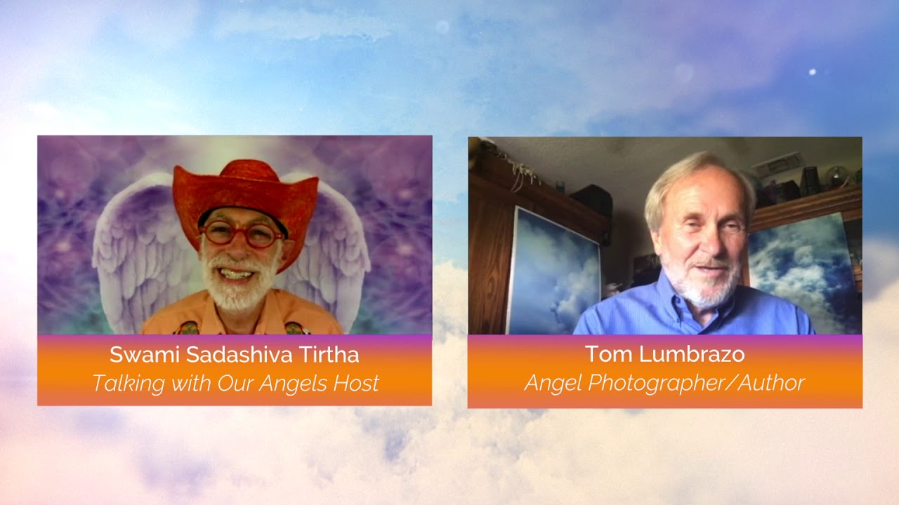 Talking with Our Angels Episode 12_ Guest Tom Lumbrazo promo