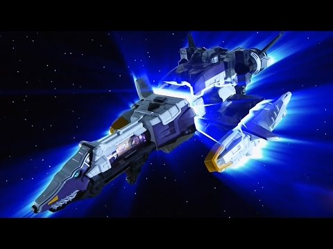Plesio Zord in Power Rangers Dino Charge | Dinosaurs