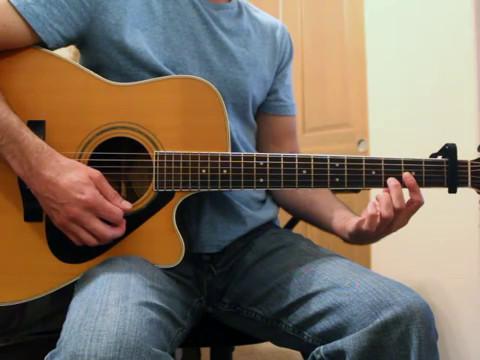 I Cross My Heart - George Strait - Guitar Lesson