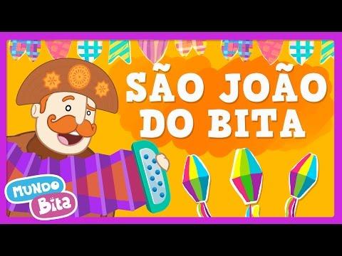 Mundo Bita - São João do Bita [clipe infantil]