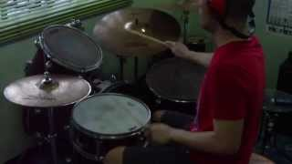Laklak - Teeth - Drum Cover