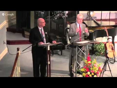 New England District Assembly Thursday Evening Opening Service - June 11, 2015