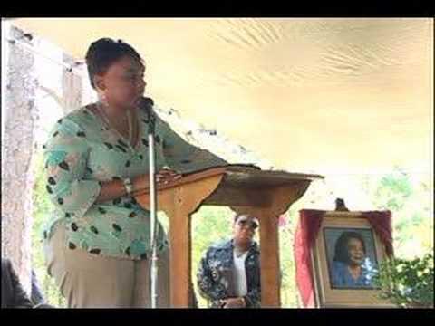 Coretta Scott King Memorial: Marion, Alabama #2
