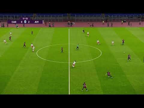 Cagliari vs Juventus | Serie A | 29 Luglio 2020 | Journée 37 | PES 2020