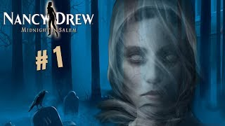 Nancy Drew: Midnight in Salem - DEIRDRE BUGS NANCY #1 (Let's Play/Playthrough)