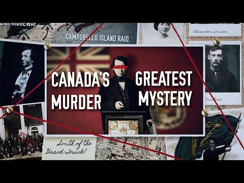 Canada's Greatest Murder Mystery