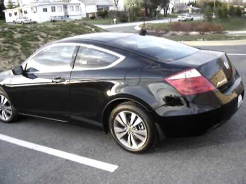 2017 Honda Accord Coupe Exl >> My 2009 Honda Accord Coupe - YouTube