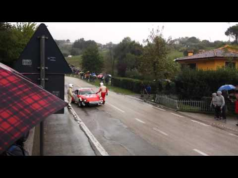 Rallylegend 2015 CRASH E SHOW Ps Le Tane 1