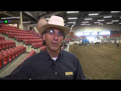 A tour of the Agrium Western Event Centre with Max Fritz