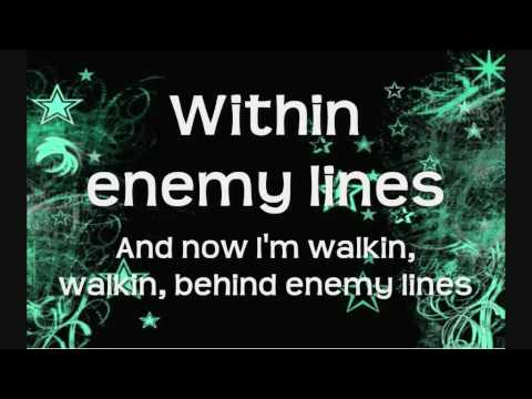 Demi Lovato Behind Enemy Lines (Lyrics on Screen + Download Link) HQ