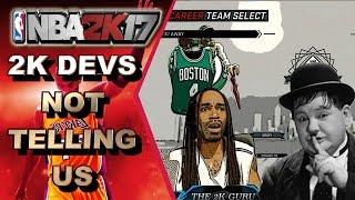 2K DEVS AT IT AGAIN | JUMPSHOTS ADJUSTMENT & JUMPSHOT FOULS - NBA 2K17 UPDATE
