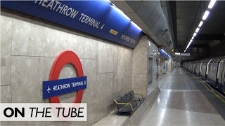 Where To Travel On The Tube For Free