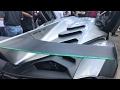 Lamborghini Veneno live at Bullfest...